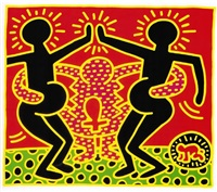 fertility, [4] by keith haring